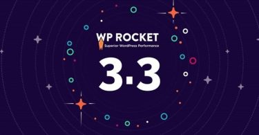 review wp-rocket 3.3