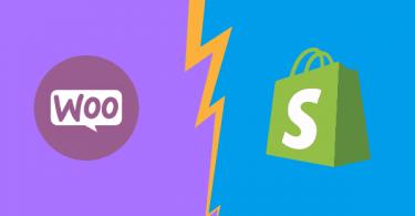 Shopify và WooCommerce