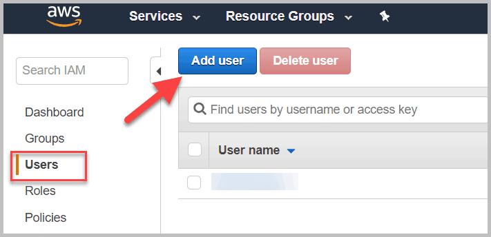 create-IAM-user