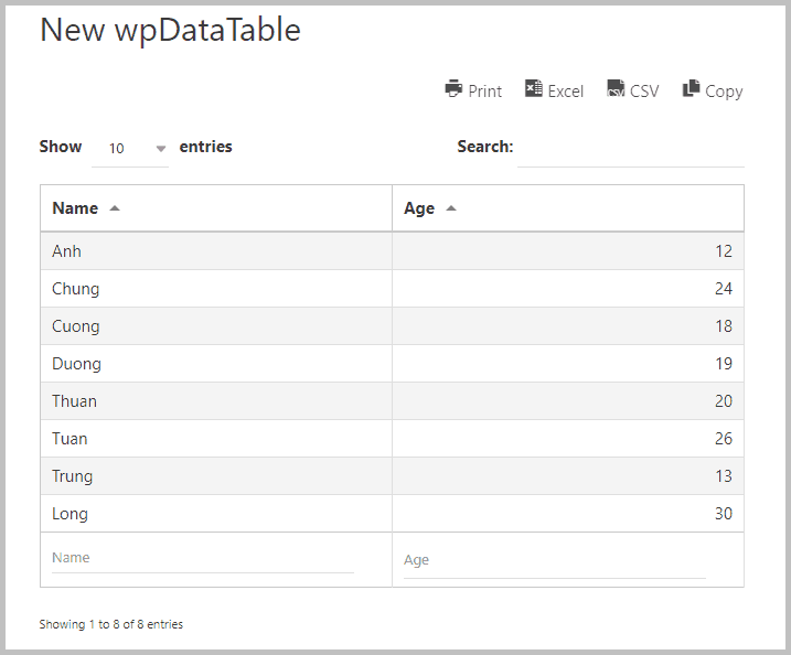 wpdatatable-in-post