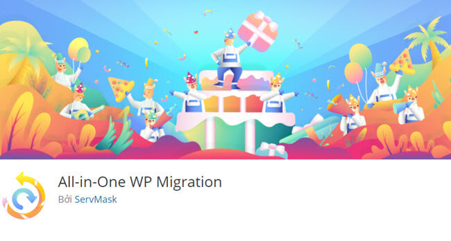 All-in-One WP Migration version 7.0 vá lỗi bảo mật XSS nghiêm trọng