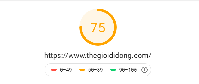 Google-PageSpeed-Insight-Score