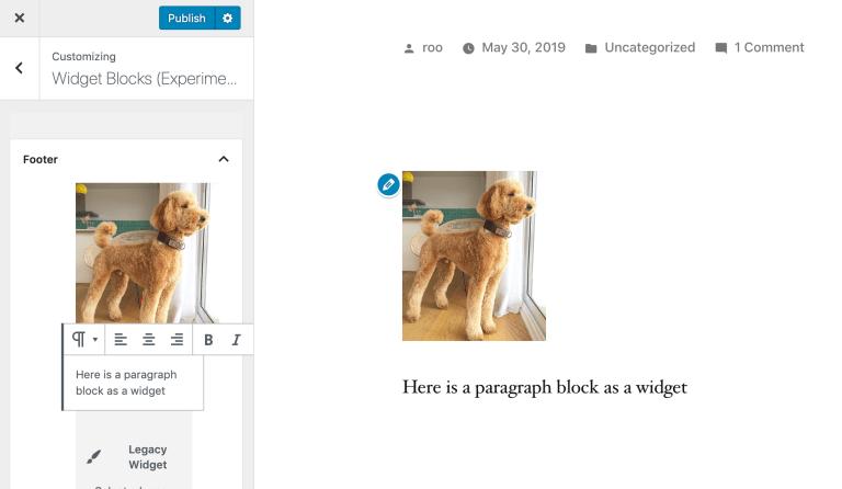widget-Block