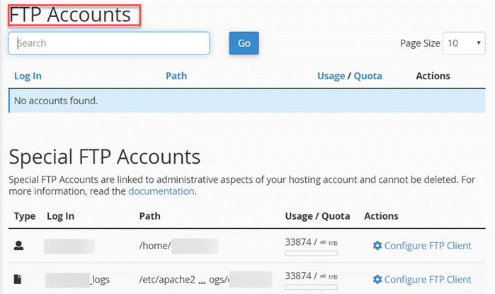 FTP-Accounts1