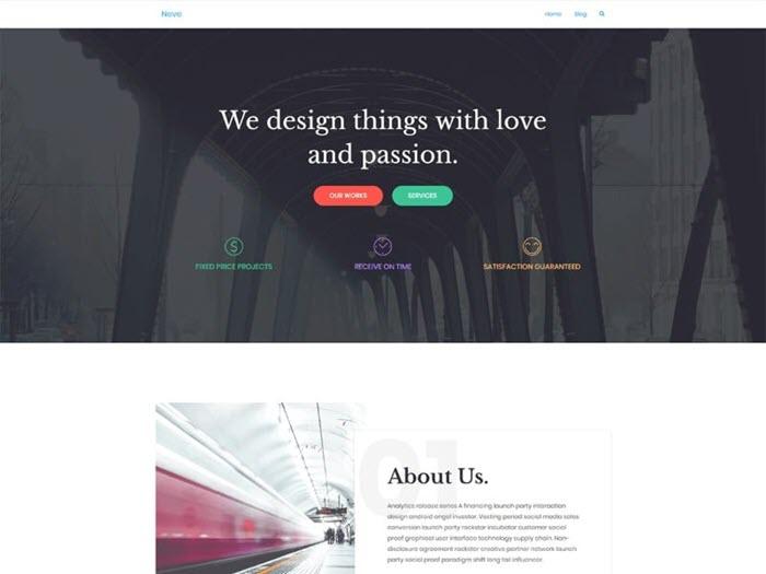 Neve-theme-wordpress-free