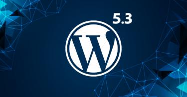 WordPress-5-3
