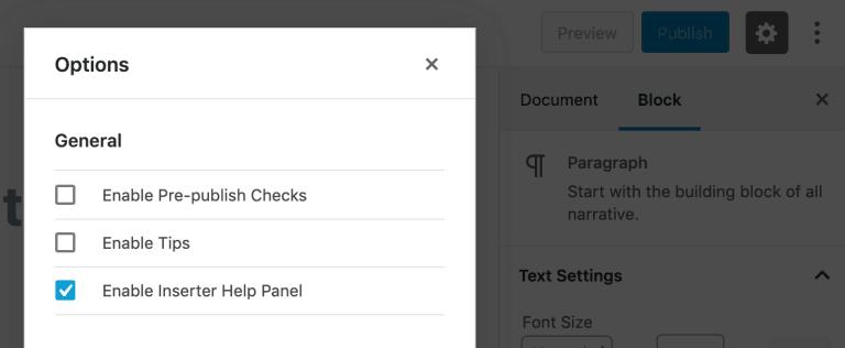 enable-inserter-help-panel