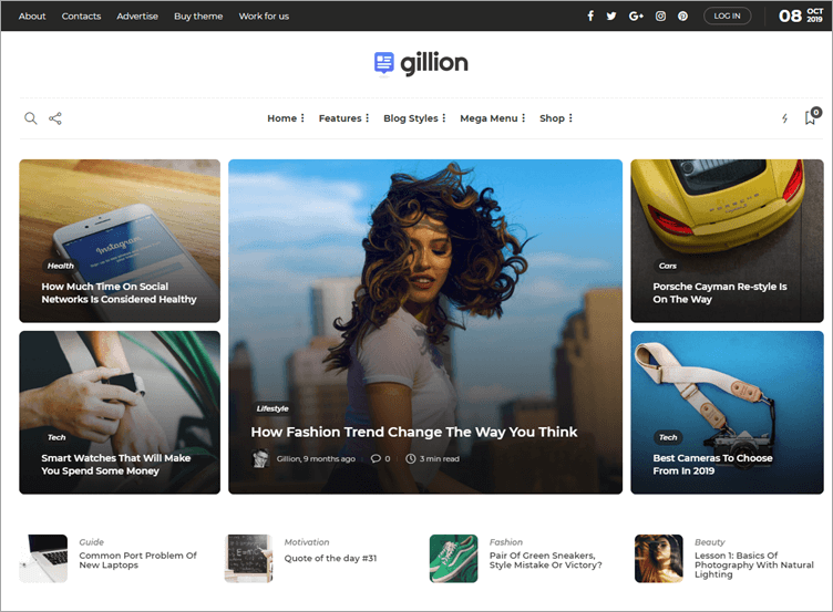 gillion-magazine-theme
