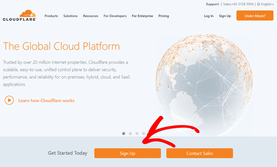 sign-up-cloudflare