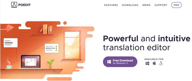 Dịch theme wordpress với poedit