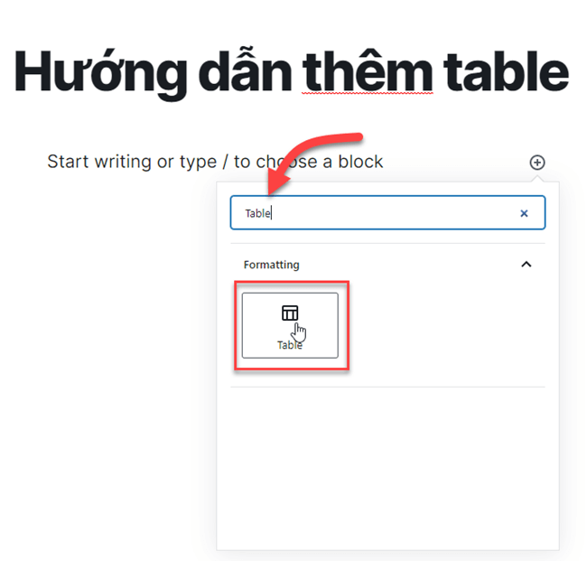 add-table-block