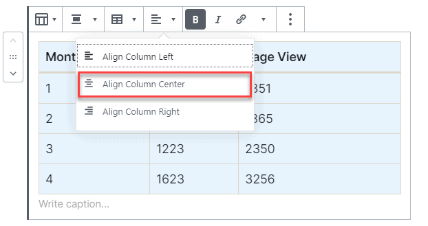 align-column-center