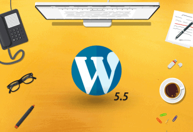 WordPress-5-5