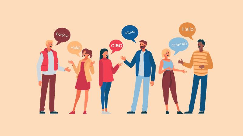 Lý do nên tạo website đa ngôn ngữ
