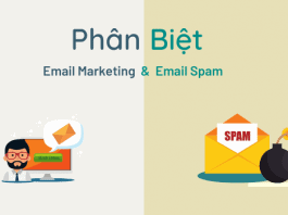 Phân biệt email marketing vs email spam