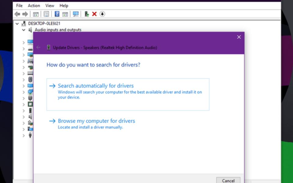 """5 cách xử lý khi máy tính Windows bị lỗi """"Code 10"""""""