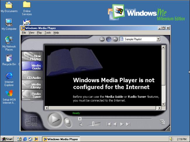 Windows Me và thất bại của Microsoft 20 năm về trước