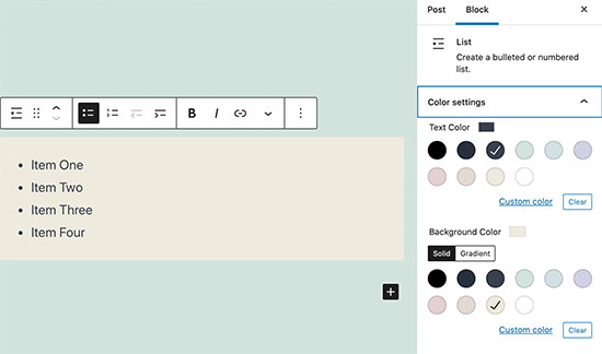 list-block-color-settings